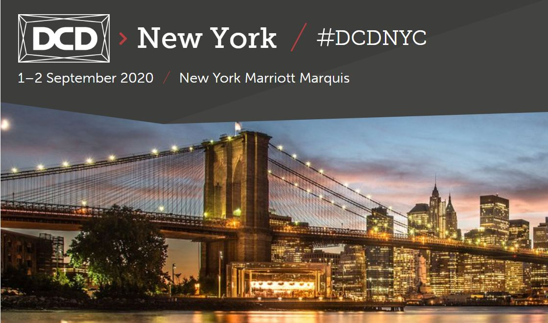 DCD Conference 2020